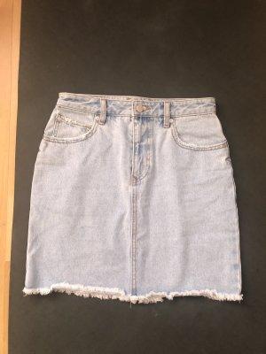 Volcom Denim Skirt azure