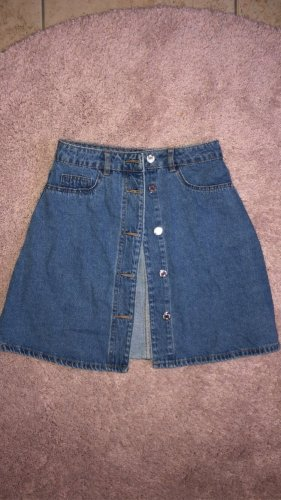 Jeans Rock Vero Moda Größe XS wie neu