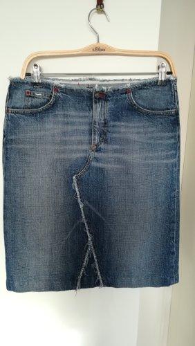 Jeans Rock von Blue Gas Jeans, Gr. M/38, 100% Baumwolle, mit Taschen