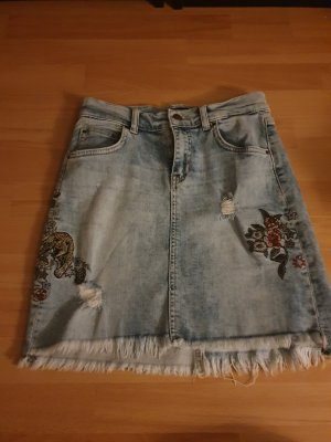 LTB Denim Skirt light blue