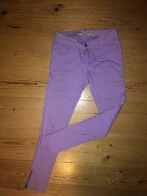 Romeo & Juliet Couture Vaquero estilo zanahoria púrpura