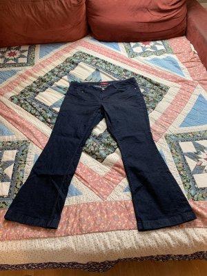 s.Oliver Jeans svasati blu scuro