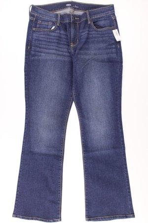 Jeans Schlaghose Größe US 8 neu mit Etikett blau aus Baumwolle