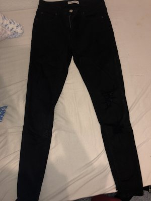 Pull & Bear Jeans skinny nero