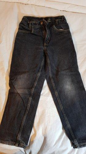 Biker Jeans dark grey-anthracite