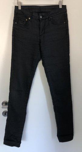 Jeans ,schwarz, H&M, Größe 27