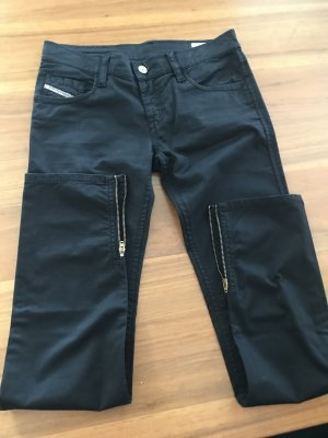 Jeans schwarz, Marke: Diesel