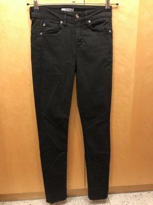 Jeans schwarz, Marke: LIU JO Jeans