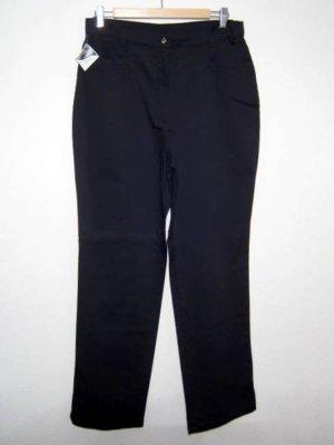 Basic Line Stretch Jeans black mixture fibre