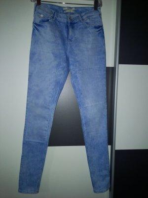 Scotch & Soda Stretch jeans azuur