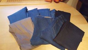 Jeans Set - 8 Hosen 34-38
