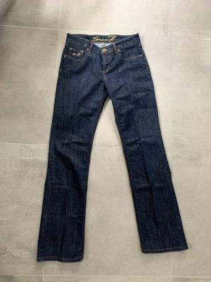 Seven7 Jeans bootcut cognac-bleu
