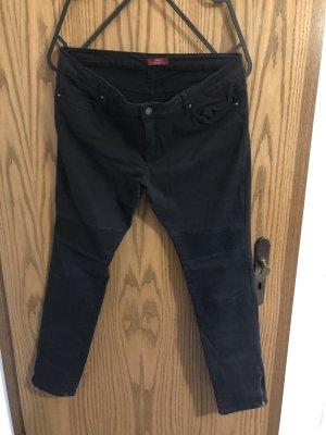 s.Oliver Stretch jeans zwart