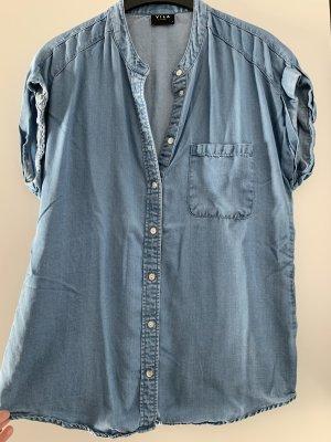 Jeans Shirt in S von Vila