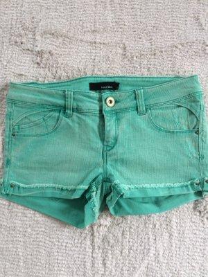 Jeans-Shirts / grün / Gr. S