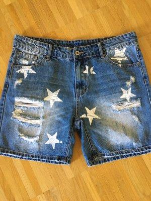 Jeans-Short