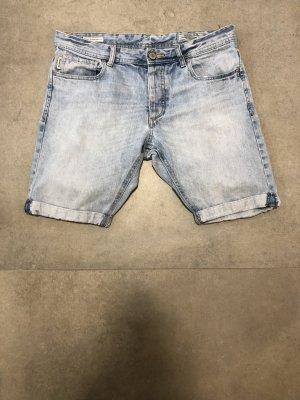 Jeans-Short Herren