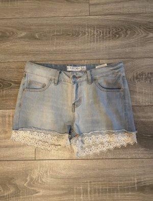 Jeans Short von Amisu