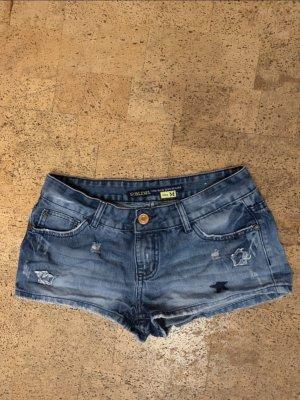Sublevel Shorts blu scuro-blu