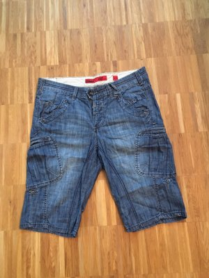 QS by s.Oliver Shorts blu