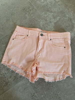 Reserved Denim Shorts multicolored