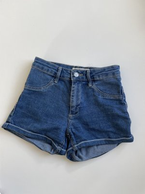 Tally Weijl Denim Shorts blue