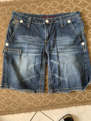 Jeans shorts gr 29 blau