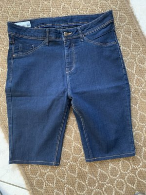 C&A Short en jean bleu foncé