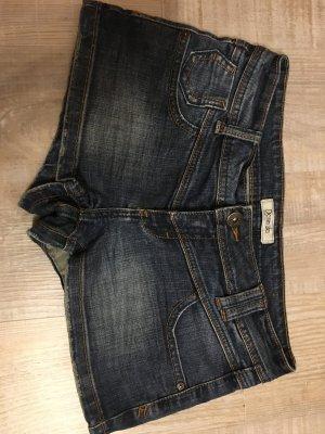Jeans Shorts Hot Pants Denim Life by Pimkie Größe 36 S