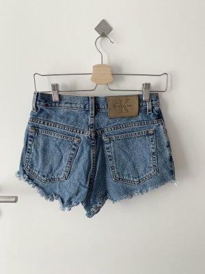 Jeans Shorts hotpants Calvin Klein 34