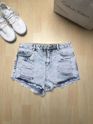 Jeans Shorts Hotpants Gr. 38