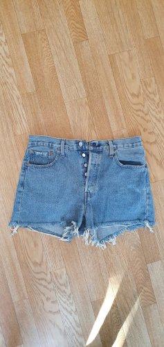 LEVI STRAUSS & CO Short en jean bleu azur
