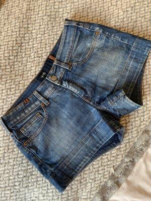 Notify Shorts blu fiordaliso Cotone