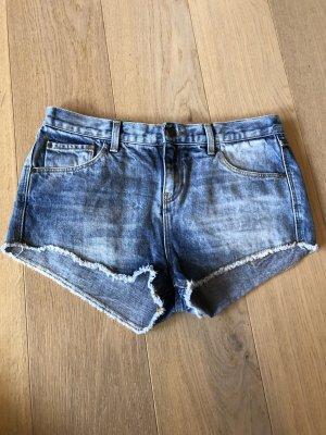 Jeans Shorts kurze Hose Hotpants Gr. 38