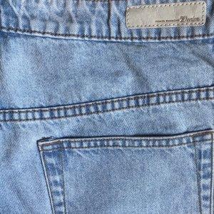 Tom Tailor Denim Jeansy z wysokim stanem błękitny-jasnoniebieski