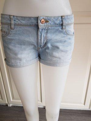 Denim Co. Shorts pale blue
