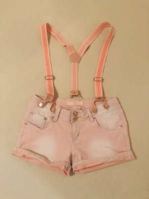 Jeans Shorts von MONDAY PREMIUM, rosa, Gr. L