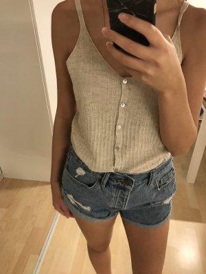 Nakd Denim Shorts white-blue