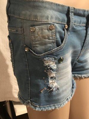 Jeans Shorty, strech Gr 30, neu
