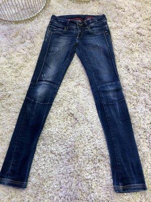 Crocs Skinny Jeans blue
