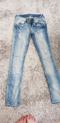 Barneys New York Skinny jeans azuur