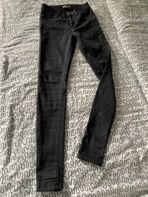 Jeans Skinny Anthrazit grau