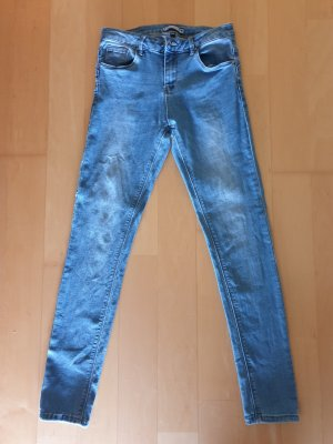 Blind Date Jeans a sigaretta blu-azzurro