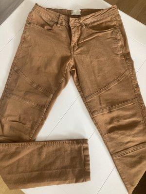 Raiden Jeans skinny color cammello