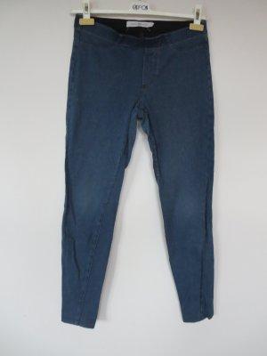 Jeans Skinny Stretch Denim blau