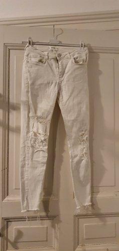 Jeans Skinny Used Look