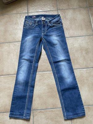 True Religion Vaquero skinny azul-azul oscuro