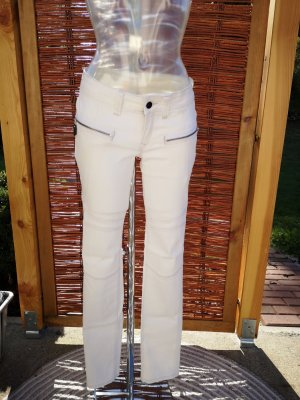 Firetrap Dopasowane jeansy biały-czarny