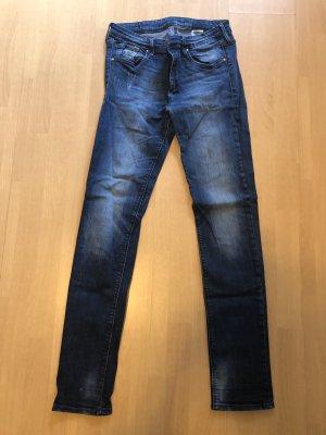 Jeans Slim Regular Waist 31/32 H&M