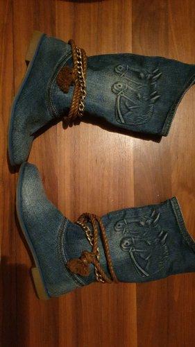 Jeans Stiefel